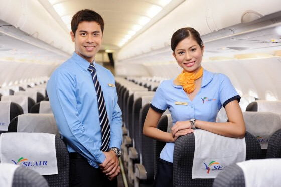 Southeast Asian Airlines Is Looking For Cabin Crew In