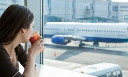 Why Not To Drink Coffee On An Airplane
