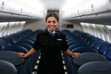 Republic Airways Is Hiring Flight Attendants For Multiple