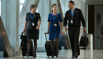 United Hiring Flight Attendants In The United States